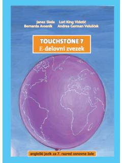 TOUCHSTONE 7 E-delovni zvezek
