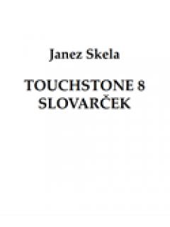 SLOVARČEK TOUCHSTONE 8